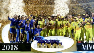 IPL 2019 Auctions Date & Schedule: Indian Premier League 12 Players Auction to Be Held on December 18