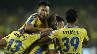 Kerala Blasters vs FC Goa, ISL 2018–19 Live Streaming Online: How to Get Indian Super League 5 Live Telecast on TV & Free Football Score Updates in Indian Time?
