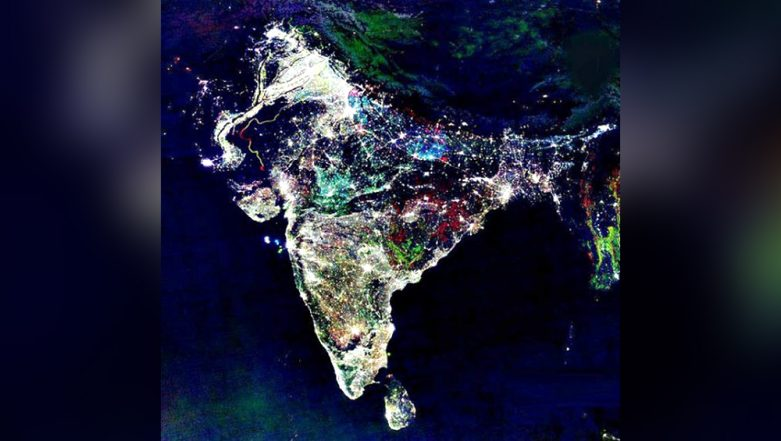 Happy Diwali 2018: NASA's Fake Image From Space on Diwali Goes Viral Again! Will Netizens Ever Stop Forwarding It?