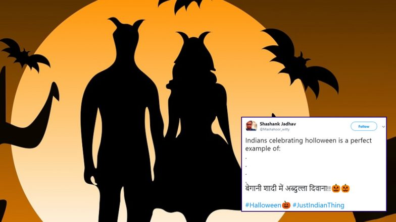 Twitterati Amused by Indians Celebrating Halloween, Mocks Them for Blindly Aping the West