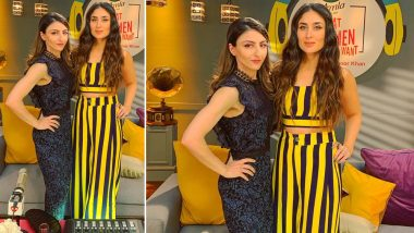 Kareena Kapoor Calls Soha Ali Khan on Her Radio Show and We Hope They Talk About Who is More Mischievous - Taimur or Inaaya!