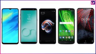 Diwali 2018 Best Mobile Phones Under Rs 15,000 To Buy; Xiaomi Redmi Note 5 Pro, Realme 2 Pro, Nokia 6.1 Plus & Moto G6