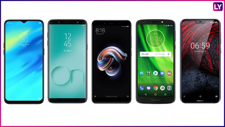 Diwali 2018 Best Mobile Phones Under Rs 15,000 To Buy; Xiaomi Redmi Note 5 Pro, Realme 2 Pro, Nokia 6.1 Plus & Moto G6