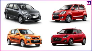 Diwali 2018: Offers & Discounts on Maruti Cars in India; Get Up to Rs 75,000 Discounts on Maruti Alto, Swift, Dzire, WagonR & Ertiga