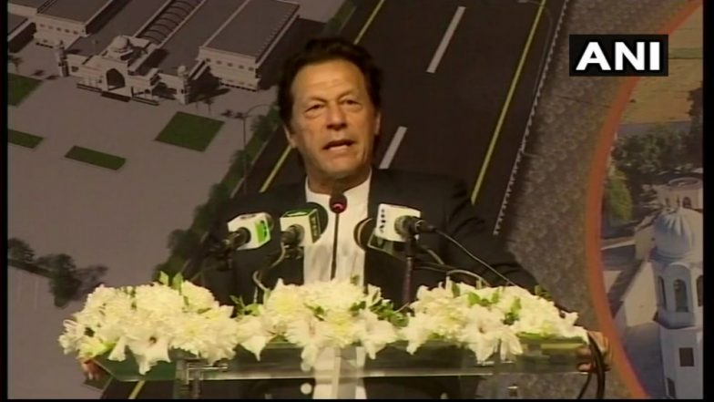Imran Khan at Kartarpur Ceremony Says, Pakistan Govt and Army on Same Page to Improve Ties with India