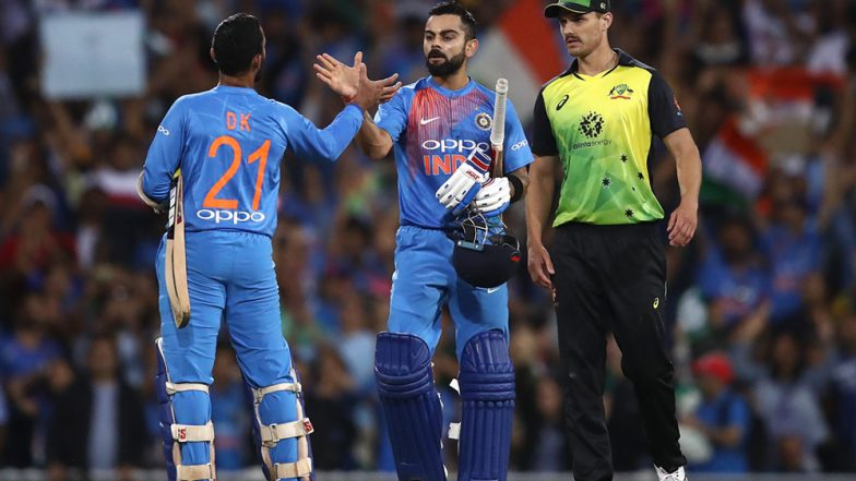 India vs Australia, 3rd T20I 2018, Video Highlights: Virat Kohli's Knock Hands IND 6-wicket Win vs Australia, Levels Series 1-1