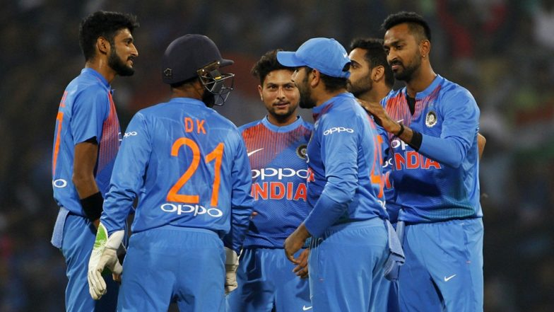 India vs West Indies 2018, 2nd T20I Video Highlights: Rohit Sharma's Record Century Helps Men In Blue Defeat Windies by 71 Runs, Seal Series 2-0!