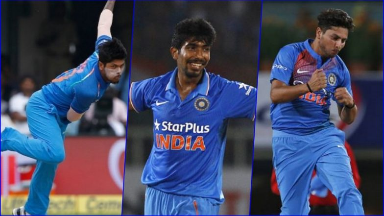 India's Squad for 3rd T20I vs WI: Umesh Yadav, Jasprit Bumrah, Kuldeep Yadav Rested Ahead of India's Tour to Australia