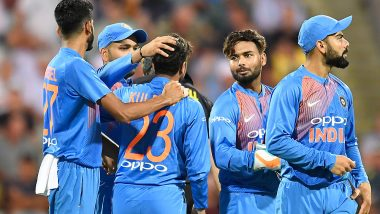 Live Cricket Streaming of India vs Australia 2018-19, 2nd T20I on SonyLiv: Check Live Cricket Score, Watch Free Telecast of IND vs AUS on TV & Online