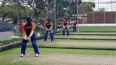 India Team For 1st T20I Against Australia 2018: BCCI Announces 12-Man Squad