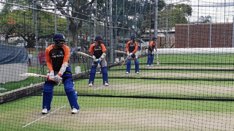 India Team For 1st T20I Against Australia 2018: BCCI Announces 12-Man Squad