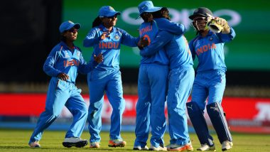 IND 56/0 in 7 Overs | Live Cricket Score India Vs Ireland ICC Women's World T20 2018: Smriti Mandhana & Mithali Raj Tread Cautiously After Brisk Start!