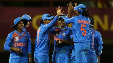India vs Pakistan Highlights, ICC Women's World T20 2018: IND W 137/3 in 19 Overs, Win by Seven Wickets