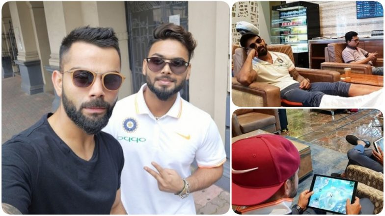 India vs Australia 2018-19: Virat Kohli Led Team Reaches Brisbane; Captain Hopes to Have a Good Season Down Under (See Pic)