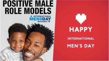 International Men's Day 2018 Date: Theme, Significance, Objectives & Why Do We Celebrate This Day