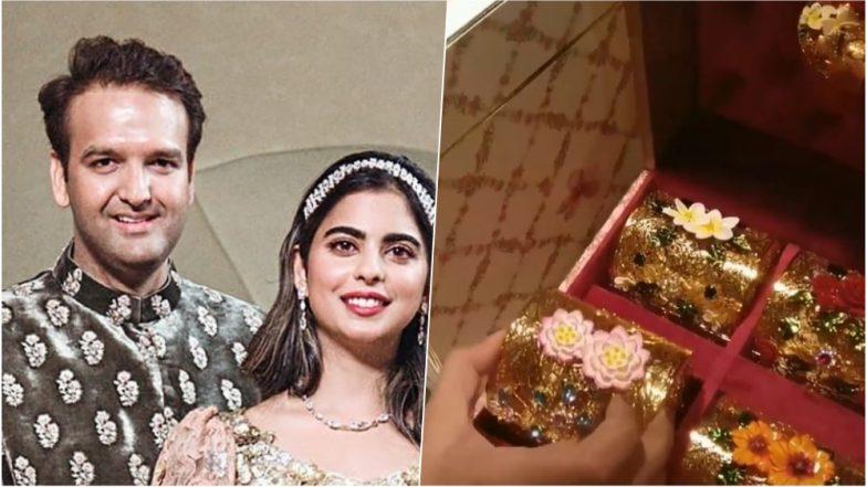 Isha Ambani And Anand Piramals Wedding Invitation Is Out
