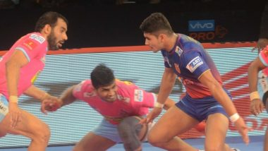 PKL 6 Video Highlights: Dabang Delhi Dominate Jaipur Pink Panthers 40-29