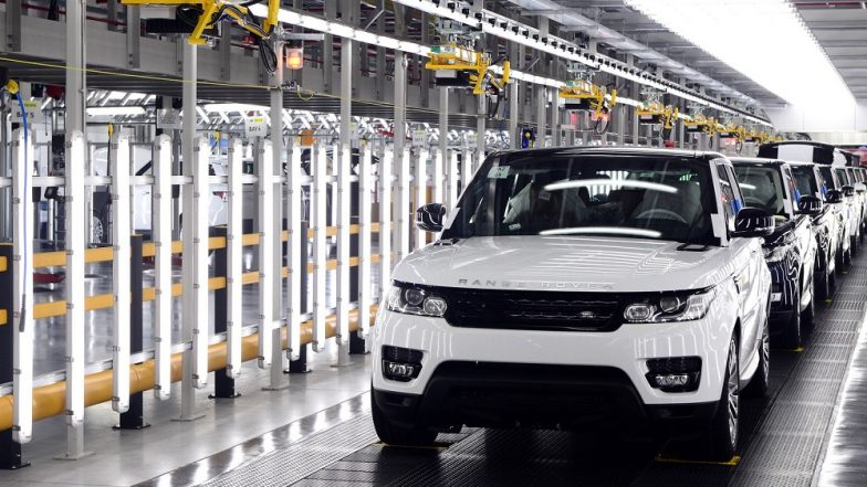 Jaguar Land Rover To Cut Staff Provisionally from UK Plant - Report