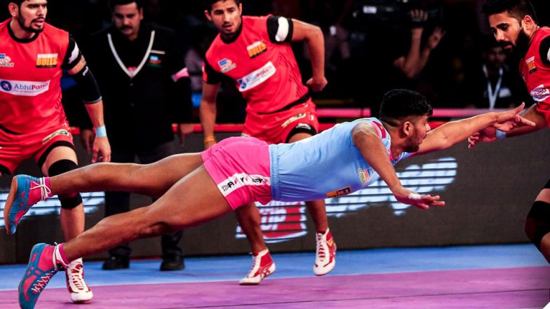 Telugu Titans vs Bengaluru Bulls, PKL 2018-19, Match Live Streaming and Telecast Details: When and Where To Watch Pro Kabaddi League Season 6 Match Online on Hotstar and TV?