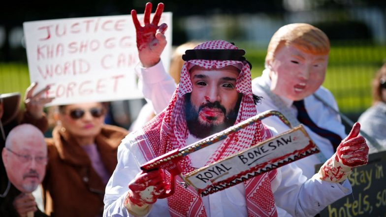 US Senators Bring Resolution calling Saudi Crown Prince 'Complicit' in Jamal Khashoggi's murder