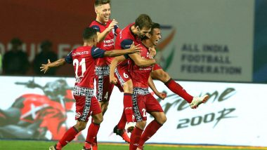 Jamshedpur FC vs Bengaluru FC, ISL 2019 Live Streaming on Hotstar: Check Live Football Score, Watch Free Telecast of BFC vs JFC in Indian Super League 6 on TV and Online