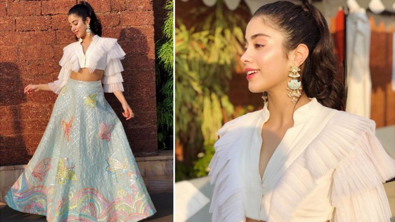 Janhvi Kapoor's Outing at IFFI 2018 Was a Yawn Fest – View Pics