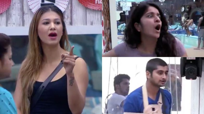 Bigg Boss 12: Surbhi Rana, Deepak Thakur Stoop To A New Low As They Pass Offensive Comments on Jasleen Matharu