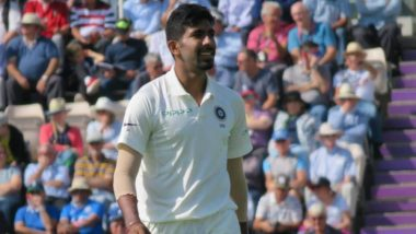 Jasprit Bumrah Expresses Gratitude Towards Healthcare Professionals on World Health Day 2020, Says 'Thank You All for Fighting for Us' (View Post)