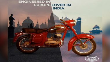 New Jawa 300cc Motorcycle Launch LIVE Updates: Price in India, Images, Specifications & Features