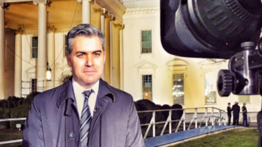 Fox Network Supports CNN's Fight to Reinstate Jim Acosta's White House Credentials