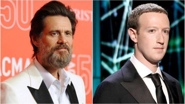 Jim Carrey Tells Mark Zuckerberg 'F**K You' in Binary Code Language on Twitter