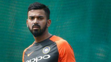 Amid COVID-19 Lockdown, KL Rahul Energises Self 'Indoors'