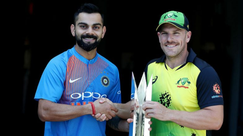 IND vs AUS 1st T20I 2018 Match Preview: Visitors Eye Winning Start to Australian Tour
