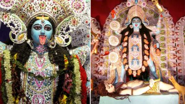Kali Puja 2019 Date & Significance: Pujo Vidhi, Shubh Muhurat Timings of Worshiping Goddess Kali During Diwali