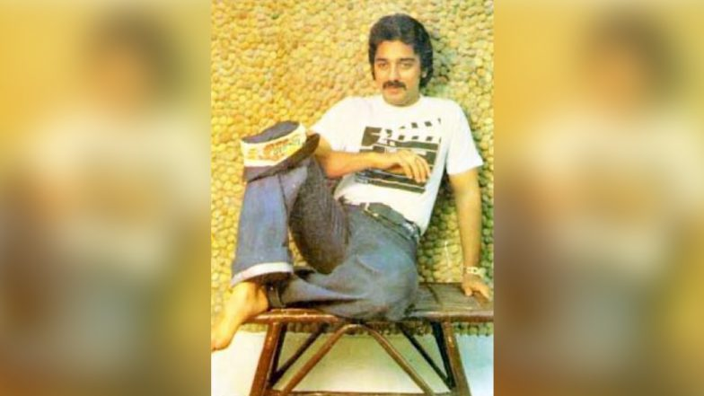 Birthday Special: 5 Pics of Kamal Haasan That Will Take You Back in Time