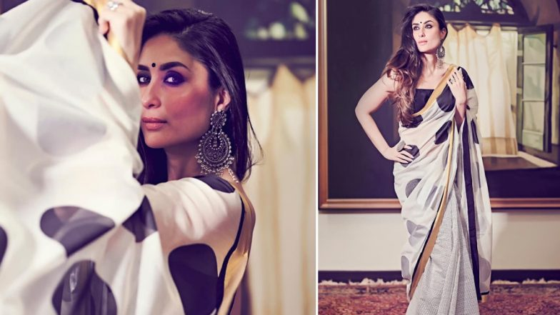 Kareena Kapoor Khan's Easy-Breazy Festive Look From Last Night Is a Must-Try This Season – View Pics