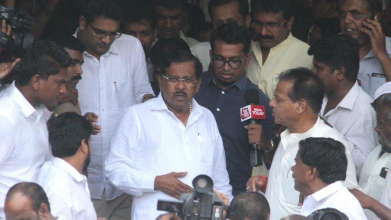 Congress Snubs Chandrababu Naidu, Karnataka Government Not to Bar CBI Officials From Entering State