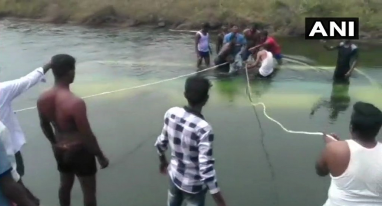 Karnataka: 30 Feared Dead After Bus Plunges Into Canal in Mandya