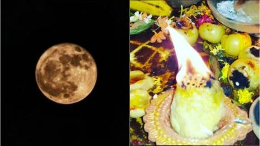 Kartik Purnima 2018 Muhurat: Puja Vidhi, Rituals and Vrat to Perform on This Full-Moon Day