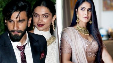 Katrina Kaif on Deepika Padukone – Ranveer Singh Wedding: I'm Looking Forward to an Invitation