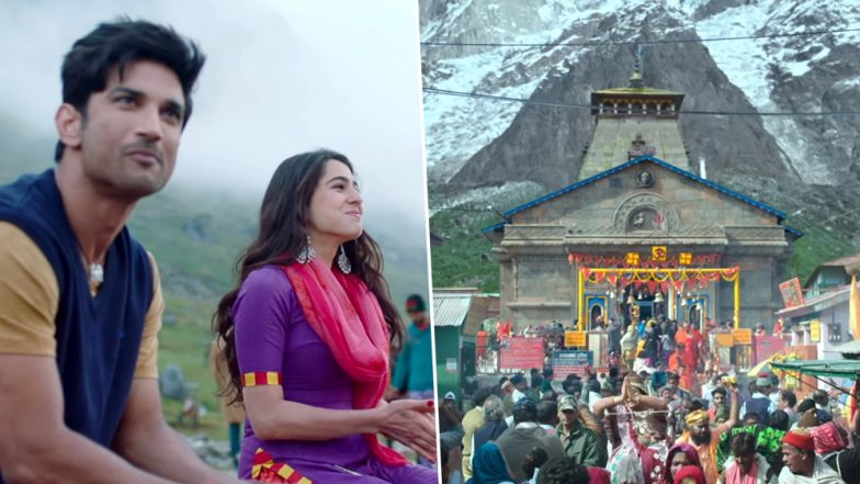 Kedarnath Quick Movie Review: Sushant Singh Rajput's Earnestness and Sara Ali Khan's Spunk Makes Us Root For Their Love Story