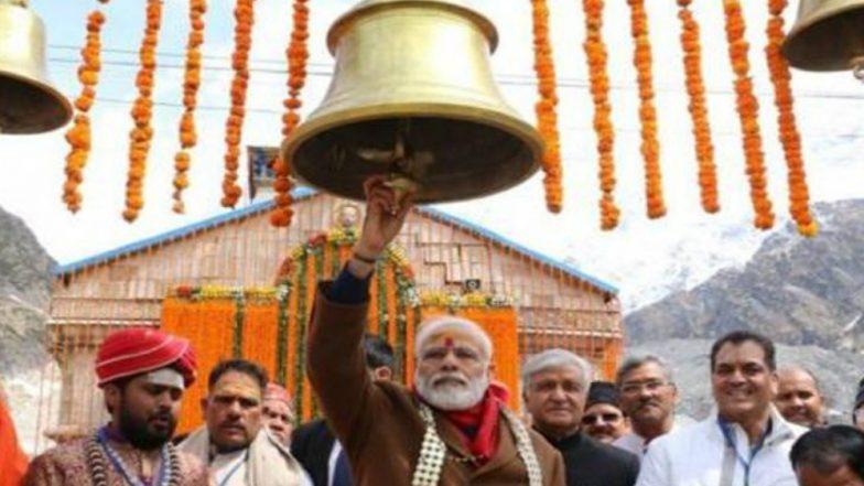 Diwali 2018: Narendra Modi Reaches Uttarakhand, to Pray at Kedarnath Shrine