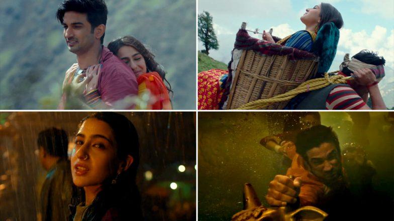 Kedarnath Song Jaan Nisaar: Sushant Singh Rajput and Sara Ali Khan's Heartbreak Track Gets an Arijit Singh Touch!