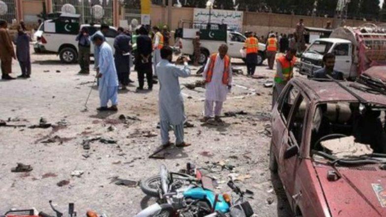Blast in Pakistan's Khyber Pakhtunkhwa; 30 Killed, 40 Injured
