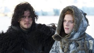 Nude Pics of Kit Harington Leaked Online! GOT actor Accused of Cheating On Wife Rose Leslie With Photo Proof? Twitter Reacts
