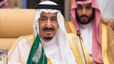 Saudi Arabia: King Salman Promises Justice but Does Not Take Jamal Khashoggi's Name at Annual Shura