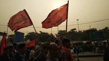 Kisan Mukti March: One Lakh Agitating Farmers Reach Delhi, Begin Protest March till Ramlila Maidan