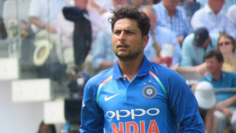 ICC T20I Latest Rankings: Kuldeep Yadav Gets a Career-High Ranking; Climbs on Number Two