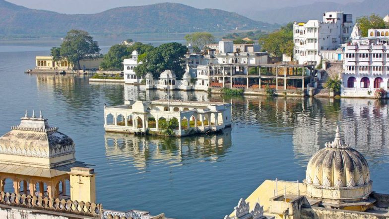 Isha Ambani-Anand Piramal Pre-Wedding Venue is Lake Pichola in Udaipur: Know More About Rajasthan's Popular Tourist Destination, View Scenic Photos