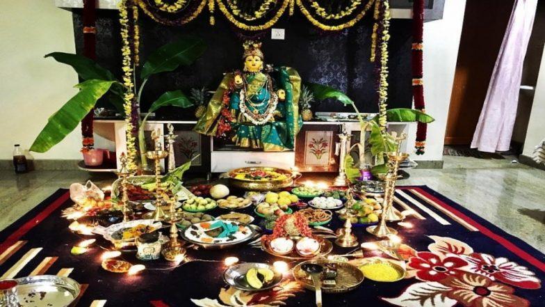 why we do laxmi puja on diwali